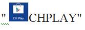 CH play VP-6200HV