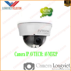 Camera IP AVTECH Solid Light AVTECH AVM332P