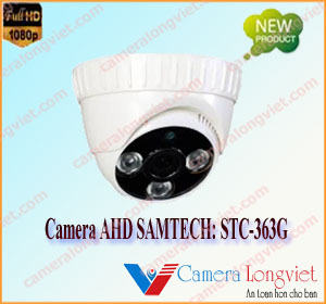Camera AHD Dome Samtech STC-363G