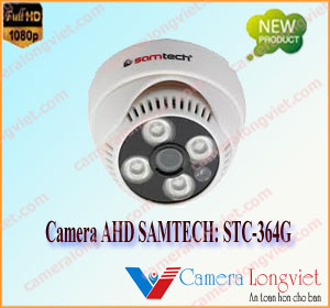Camera AHD Dome Samtech STC-364G