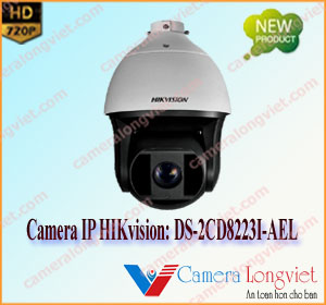 Camera IP HIKVISION DS-2CD8223I-AEL