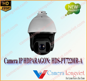 Camera IP HDPARAGON HDS-PT7220IR-A