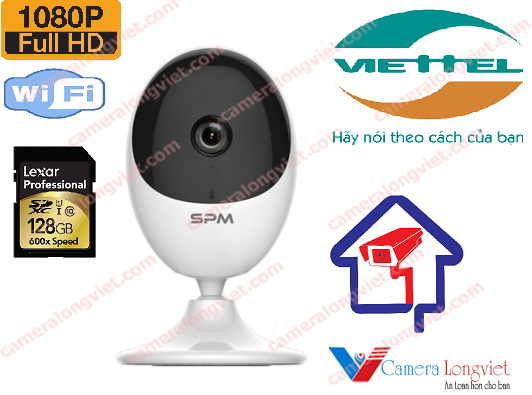 Camera IP Wifi Viettel SP-HW-1201