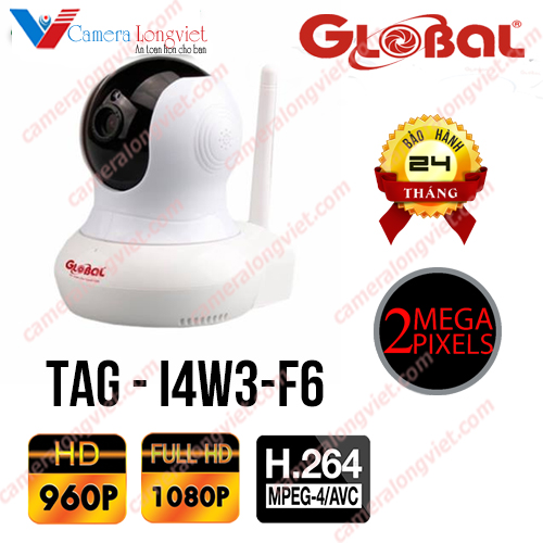 CAMERA Robot Wifi Global TAG-I4W3-F6