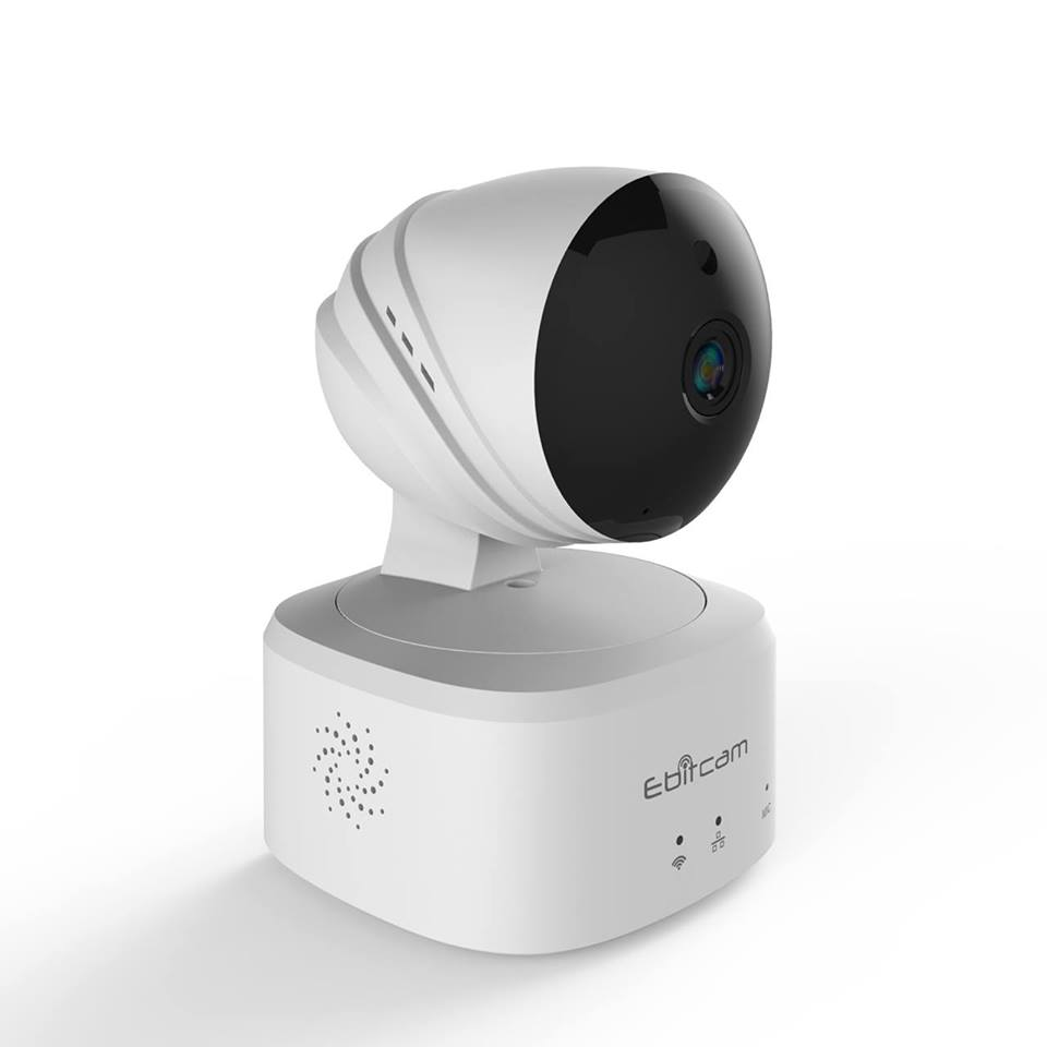 Camera Robot Wifi 1.0MP Ebitcam E2